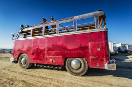 Walter, the World's largest VW Bus