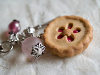 Flower Shaped Cherry Pie Accessory