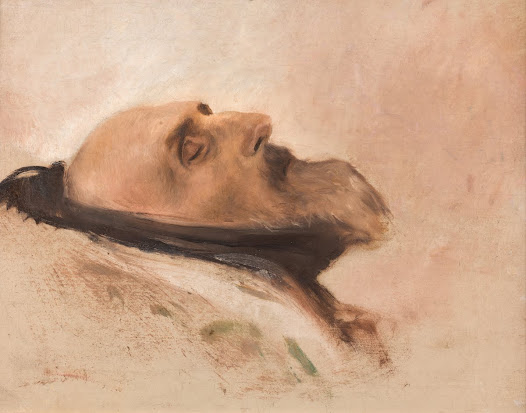Head of the dead Father - Ladislav Mednyánszky - Google Cultural Institute