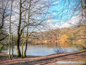 Photo: Lacs dans la forêt de Meudon