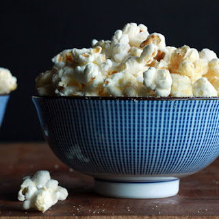 Triple Cheese Popcorn Recipe