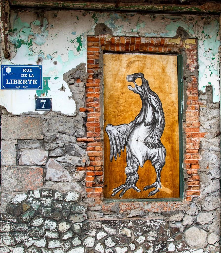 """Street Art"" by Jonas Benjamins - Honorable Mention A Print"
