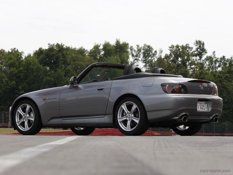 2009 honda s2000 convertible specifications pictures prices. Black Bedroom Furniture Sets. Home Design Ideas