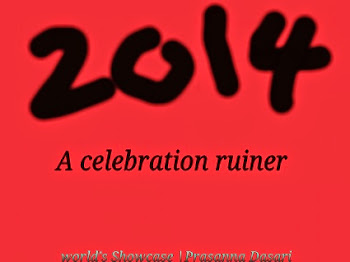 Year review 2014 - A celebration ruiner