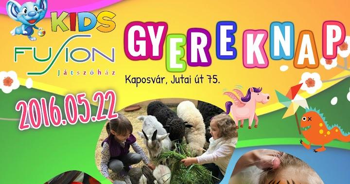 Gyermeknap 2016 Kaposvár