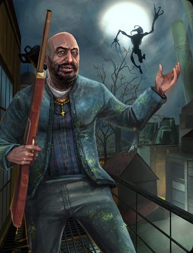 Half-Life Padre Grigori