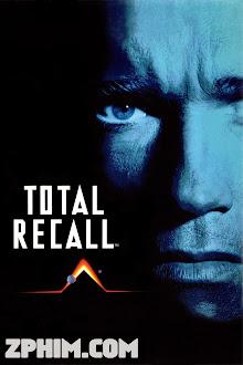 Tìm Lại Ký Ức - Total Recall (1990) Poster