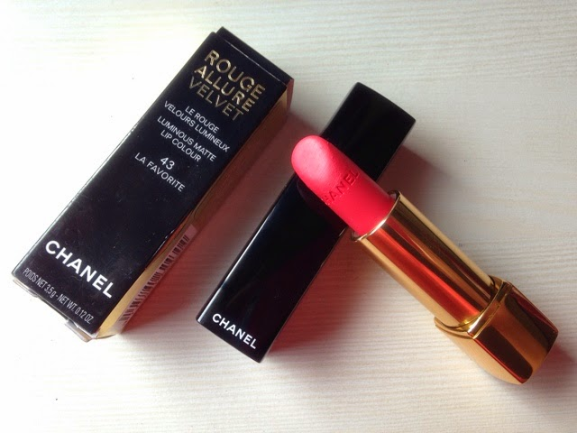 Chanel Rouge Allure Velvet (43) La Favorite