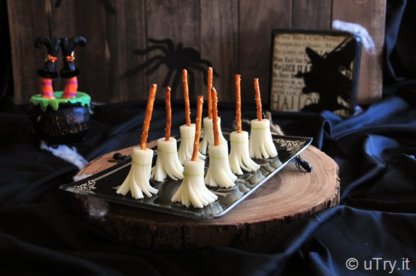 Utry It Witch S Broom Cheese Snacks A Fun And Healthy