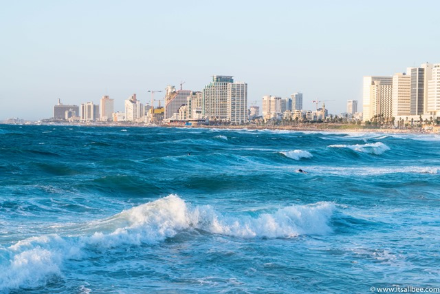 Tel Aviv - Yafo - Old Jaffa - Old Port - Israel-40