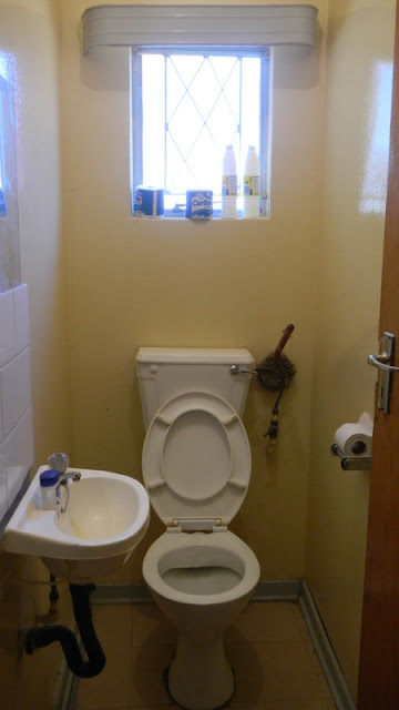 Yay... We have a toilet seat