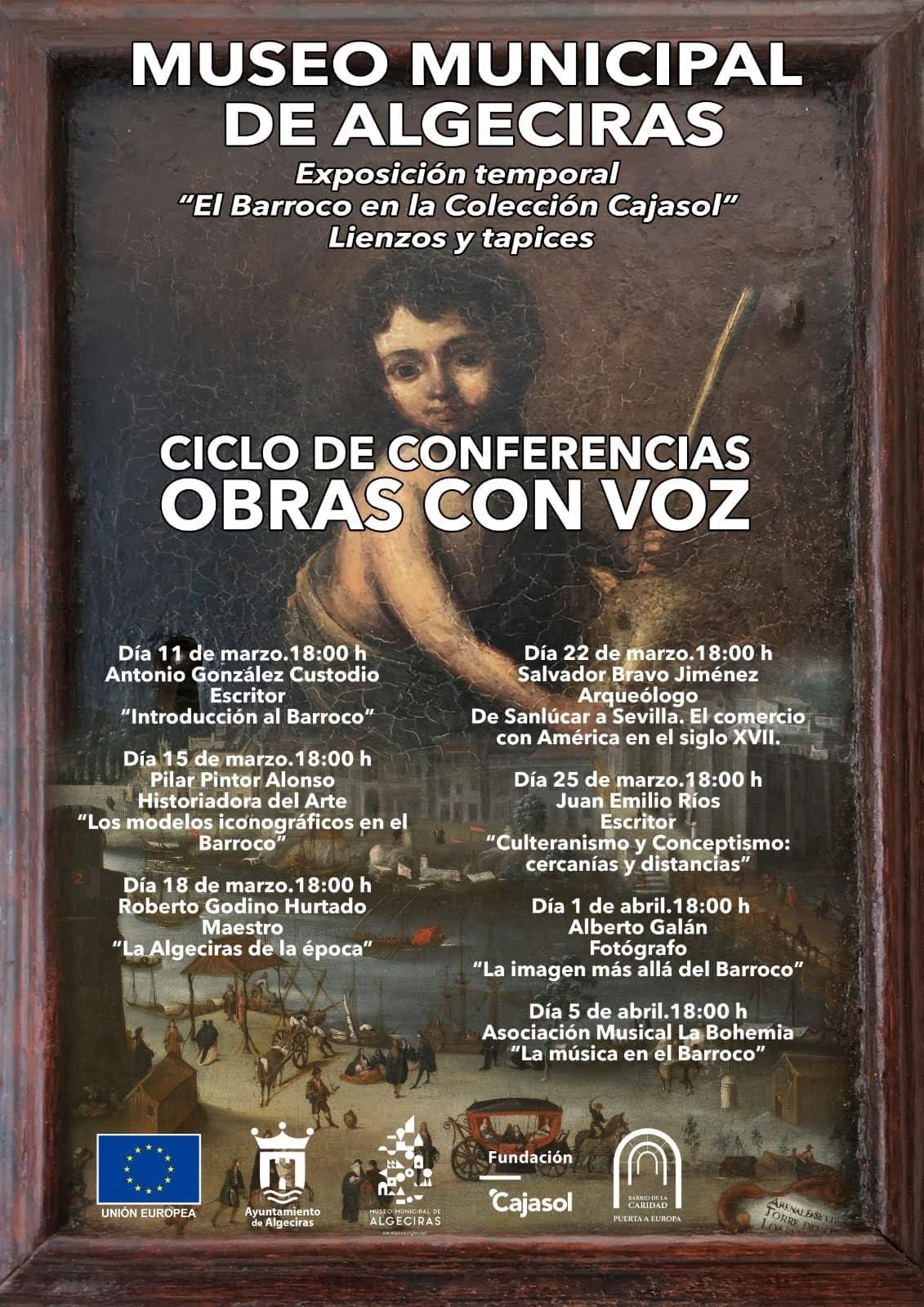 La Música en el Barroco en el Museo Municipal de Algeciras