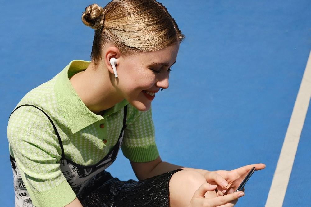 HUAWEI FreeBuds 3i หูฟังที่จะทำให้ทุกช่วงเวลาเป็นโมเม้นท์ที่ดีของคุณ