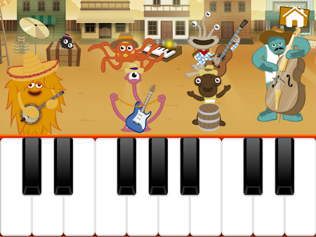 Kids Piano Melodies 3.0 screenshot 2083310