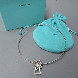 Tiffany & Co. Sterling Silver Aries Zodiac Choker