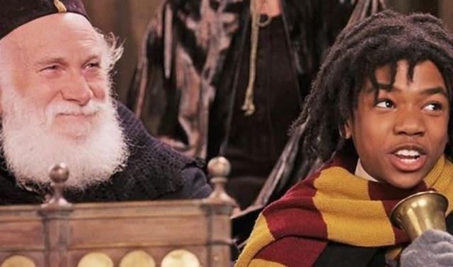 Vídeo de Harry Potter revela o camafeu secreto do vovô de Tom Felton