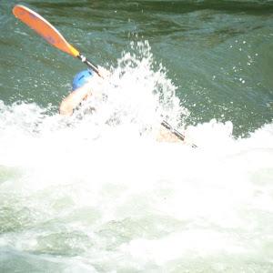 Sortie kayak à St Pierre de Boeuf