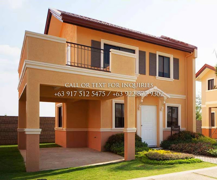 Photos of CARMELA - Camella Carson | House and Lot for Sale Daang Hari Bacoor Cavite