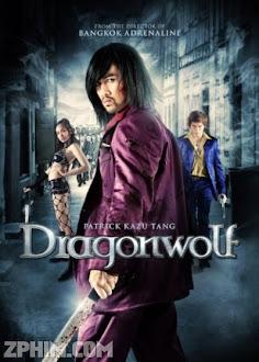 Mạng Đền Mạng - Dragonwolf (2013) Poster