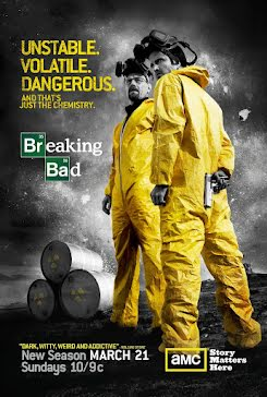 Breaking Bad - 3ª Temporada (2010)