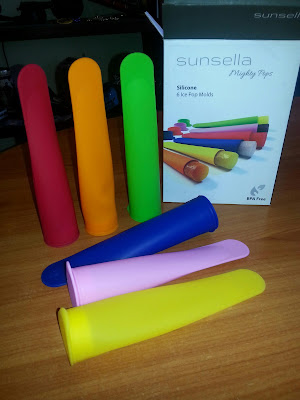 Sunsella Silicone Popsicle Molds #sunsellamightypops