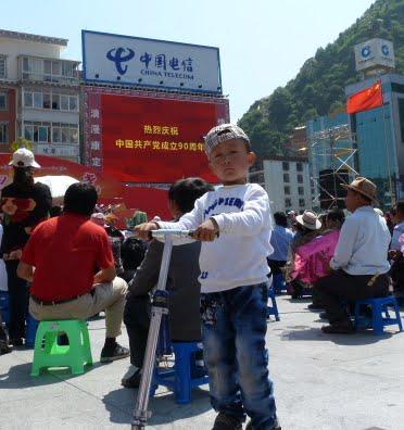 CHINE SICHUAN.KANDING , MO XI, et retour à KANDING fête du PCC - 1sichuan%2B1894.JPG