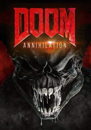 Poster Of Doom: Annihilation Full Movie in Hindi HD Free download Watch Online 720P HD