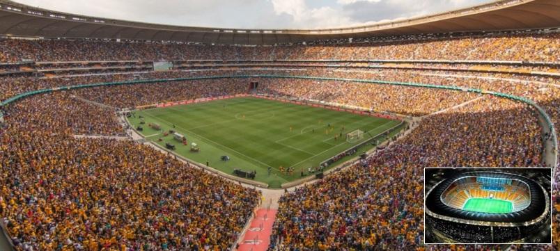 The World Largest Stadium