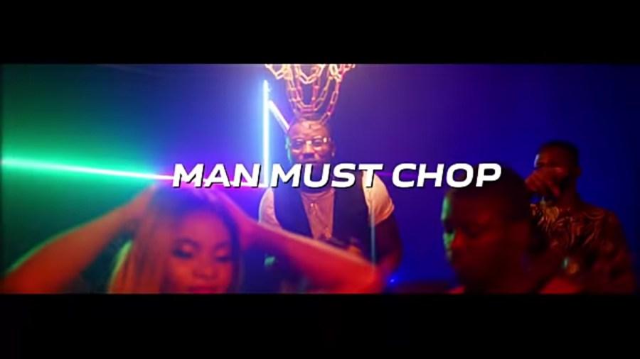 Video 📹: Ichaba – Man Must Chop ft  Davido