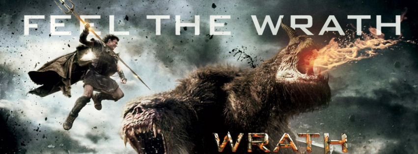 Wrath of the titans facebook cover