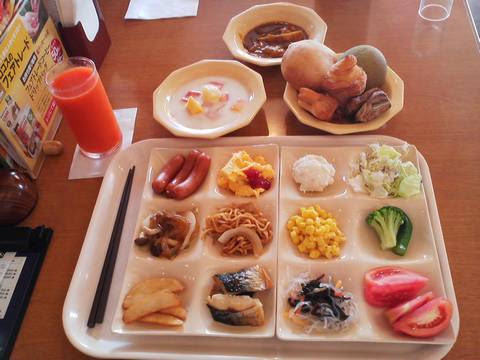朝食バイキング¥734 ココス名東よもぎ台店