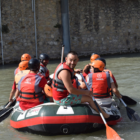 Descenso en Rafting 05/08/2018
