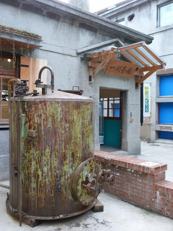 Huashan. Ancienne distillerie d'état