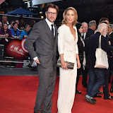 OIC - ENTSIMAGES.COM - Peter Ferdinando and Alexandra Weaver  at the  LFF: High-Rise - Festival gala in London 9th October 2015 Photo Mobis Photos/OIC 0203 174 1069