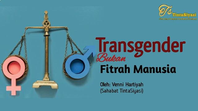 Transgender bukan Fitrah Manusia