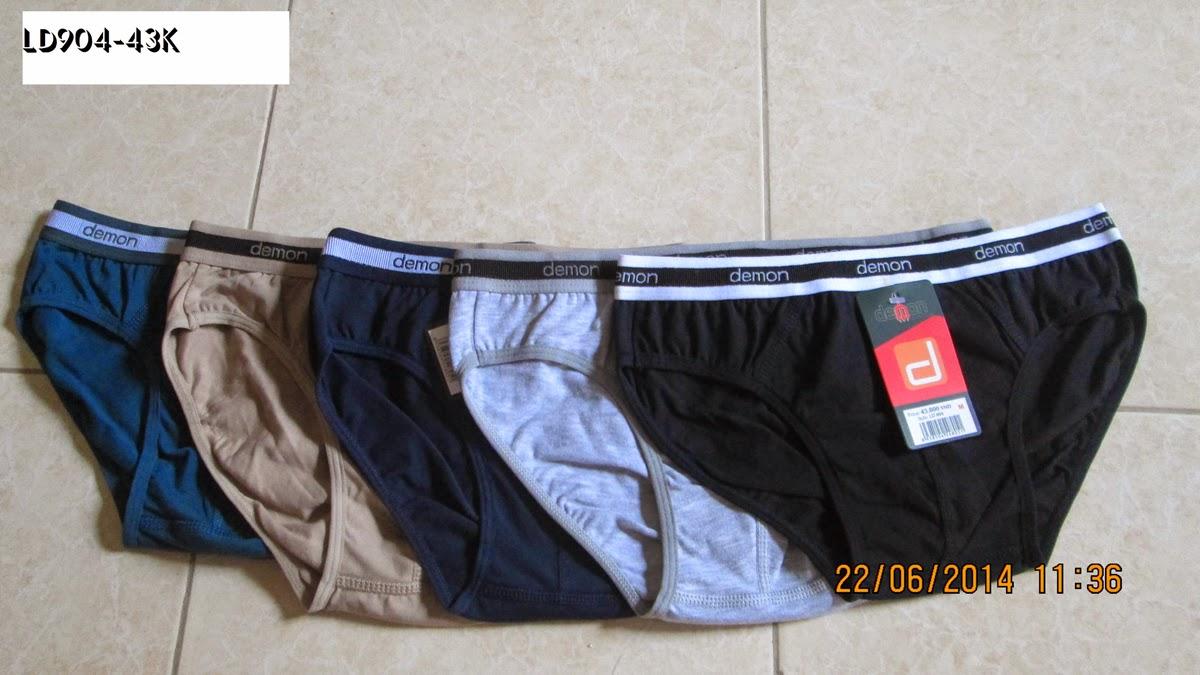 Quần sịp, quần chíp, quần lót nam Demon - LD904