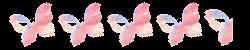 4 farfalle e mezzo