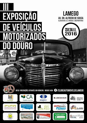 3ª Exposição de Veículos Motorizados do Douro – Lamego