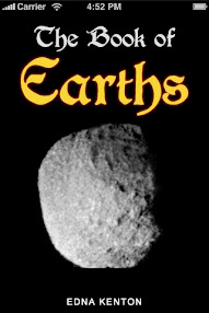 Cover of Edna Kenton's Book The Book Of Earths