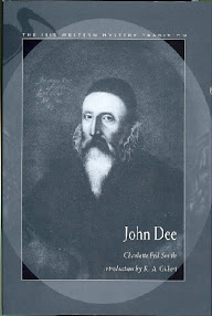 Cover of Charlotte Fell Smith's Book John Dee