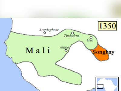 Brief History Of The Rise And Fall Of Old Mali.