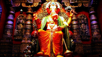 Good Morning Ganesha with HD Images on Whatsapp