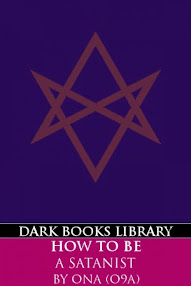 Cover of Order of Nine Angles's Book How To Be a Satanist