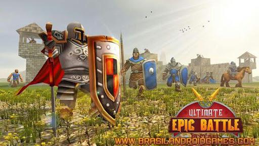 Ultimate Epic Battle - Castle Defense Imagem do Jogo