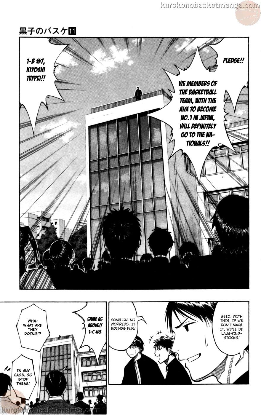 Kuroko no Basket Manga Chapter 97 - Image 05