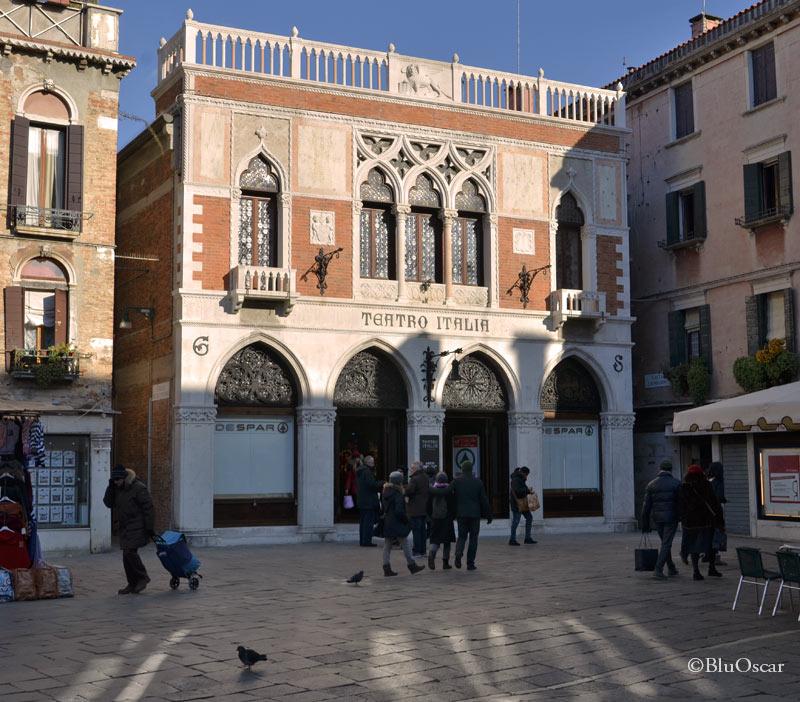 Teatro Italia 12 01 2016