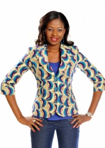 Sisiekomi Styling Tips How To Rock Ankara Jackets