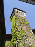 2004 - torre dal patio interno