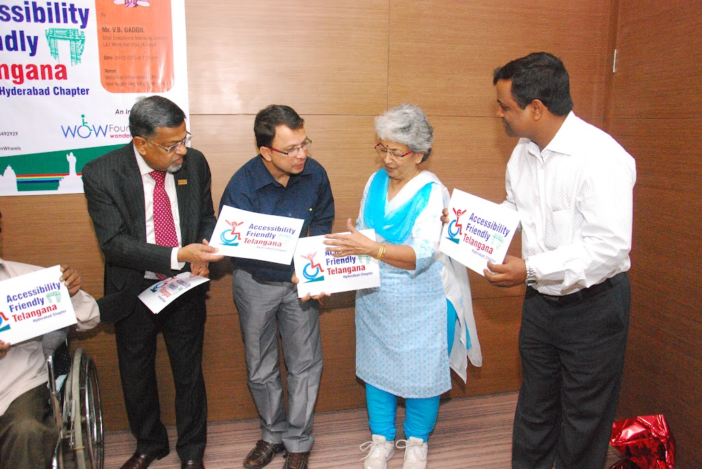 Launching of Accessibility Friendly Telangana, Hyderabad Chapter - DSC_1214.JPG