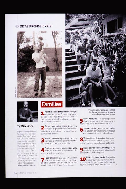 revista fotografe melhor  2013